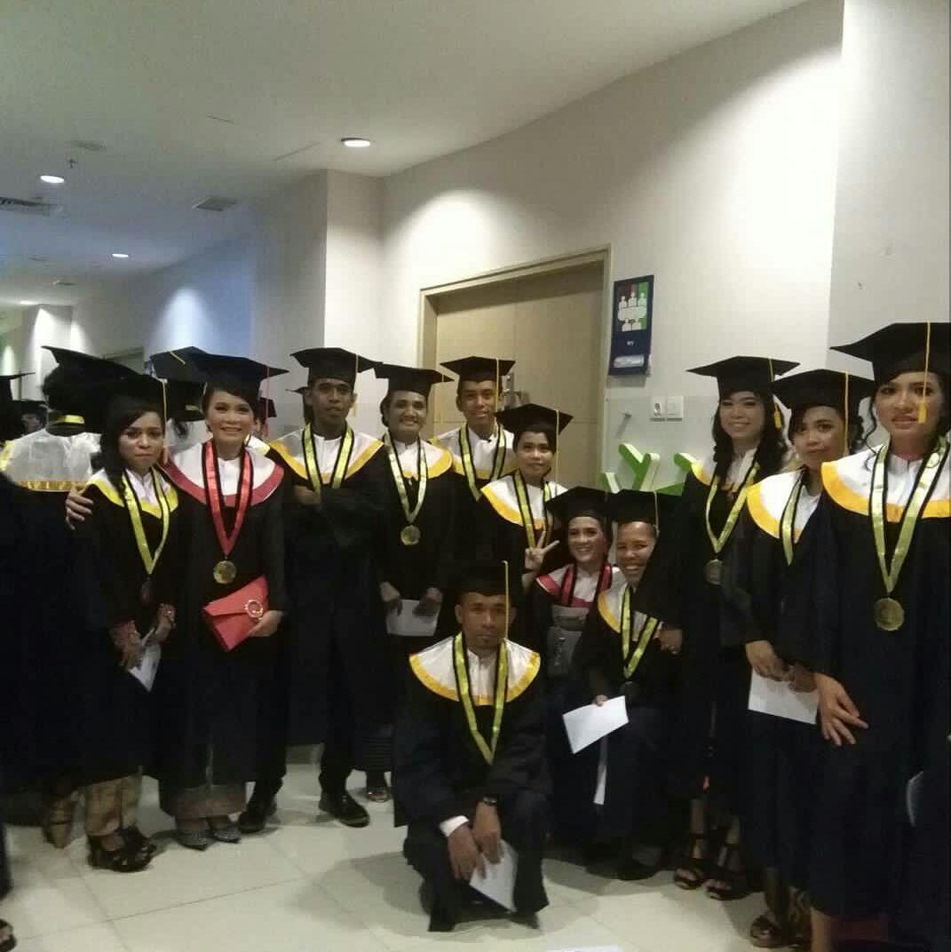 Wisuda Program Sarjana dan Pasca Sarjana STP IPI Malang 2016-2017