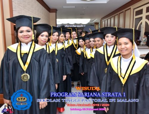 WISUDA KE 49 STP- IPI MALANG