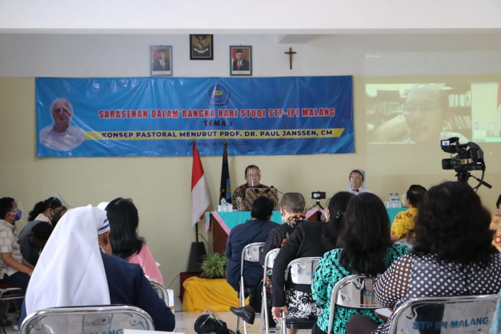 Sarasehan dalam Rangka Hari Studi STP-IPI MALANG, 18-19 Juli 2020